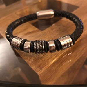 🆕Stainless steel men's bracelet